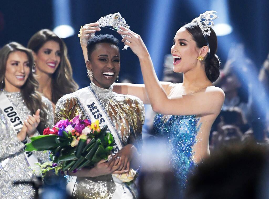 Miss Universe's natural beauty propels her to the top