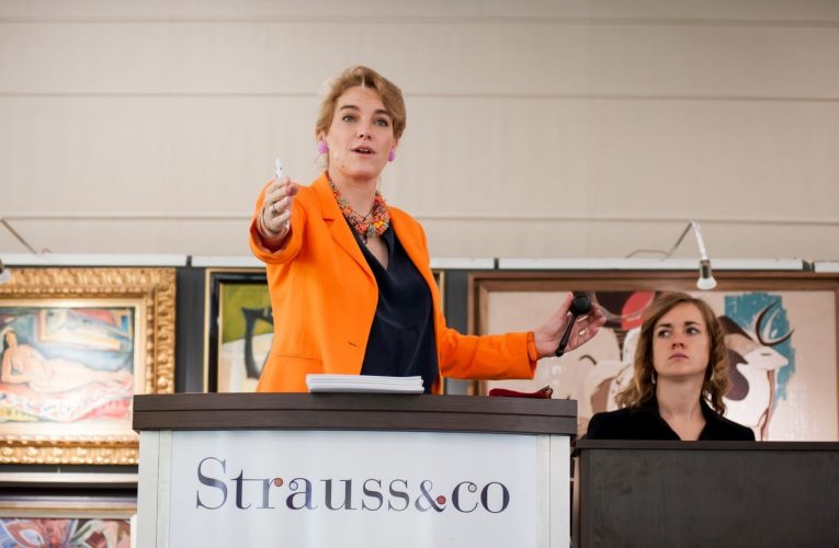 Interview with Susie Goodman, Executive Director, Strauss & co.
