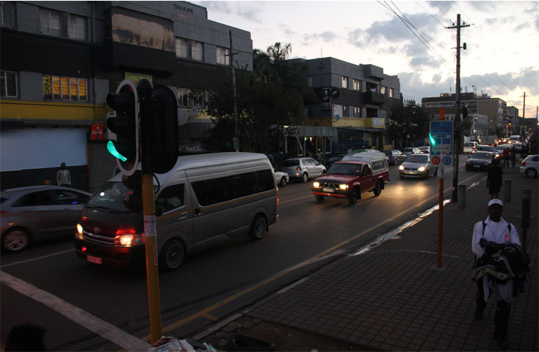 Yeoville After Dark: A Place of Many Places