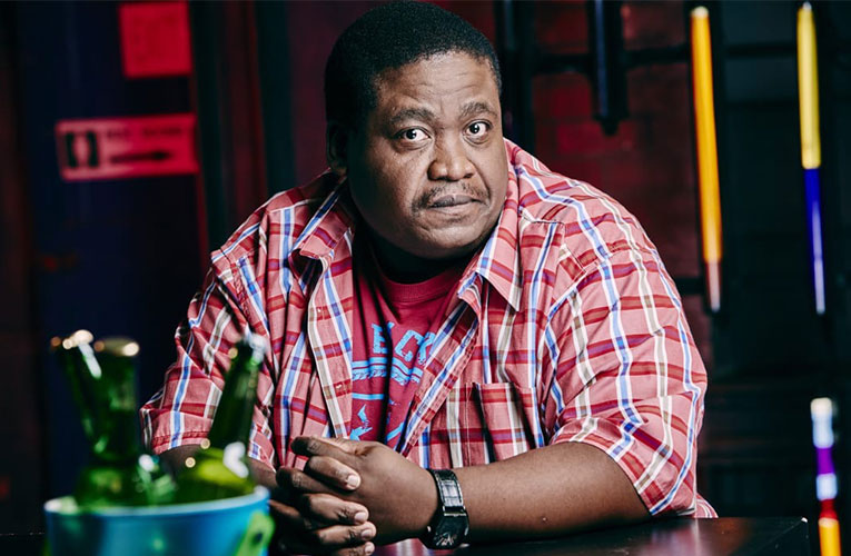 "Celebrated actor Mpho ""Fats"" Molepo releases hilarious Covid satire"