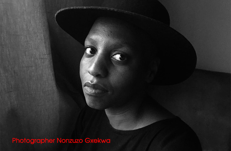 Self-taught photographer Nonzuzo Gxekwa explores identity issues through photography