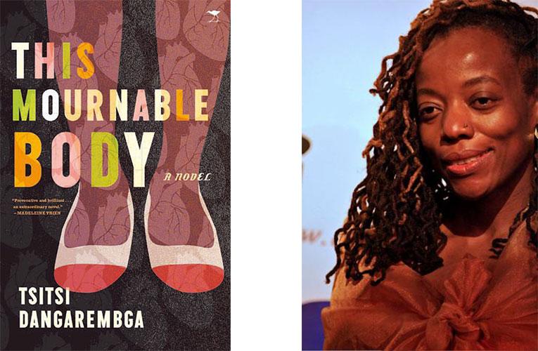 Feminist writer and filmmaker Tsitsi Dangarembga wins Pen Prize for This Mournable Body