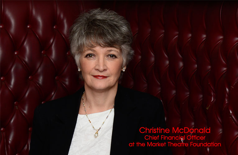 UP Close and Personal with Christine McDonald