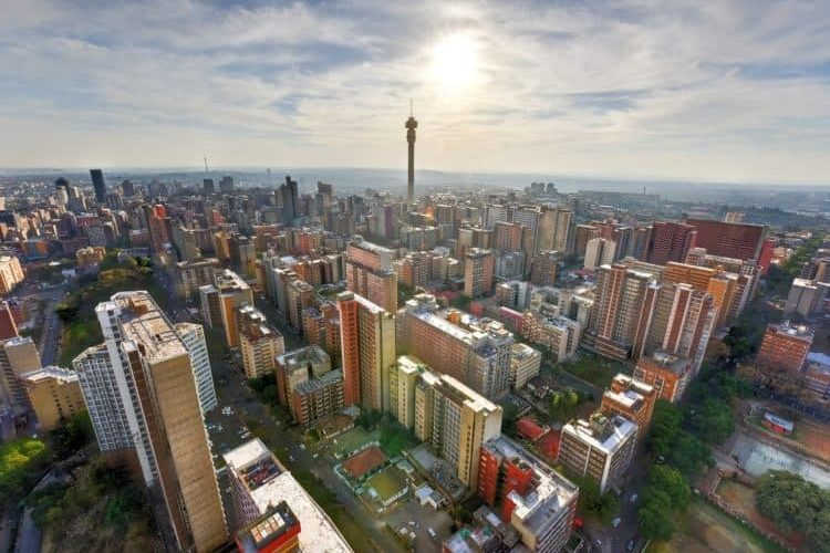 Johannesburg, a resilient city that refuses to die