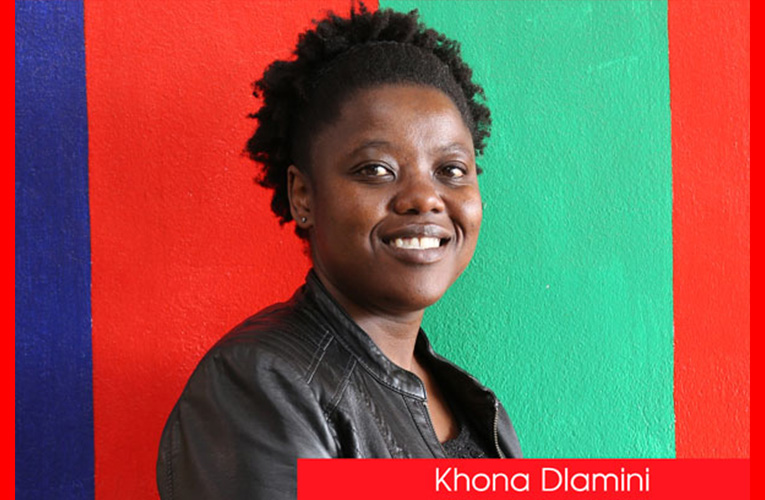 Up Close and Personal with Khona Dlamini