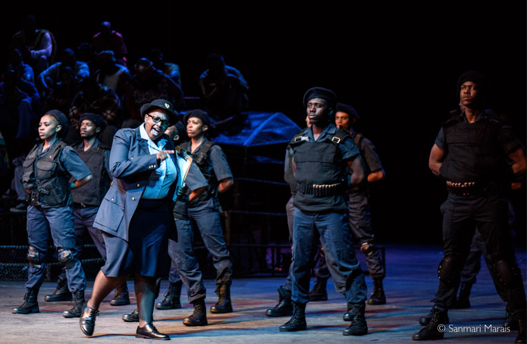 You can now watch Marikana-Musical online at State Theatre