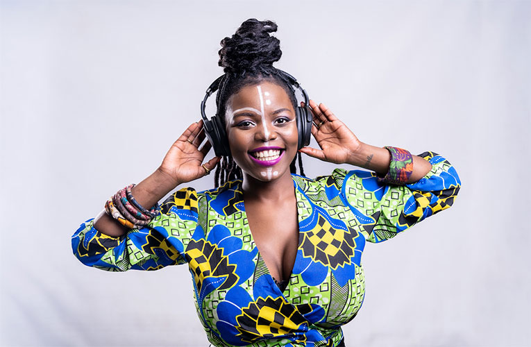 Afro Beat DJ Spoken Priestess bringing All Star African Female Feature