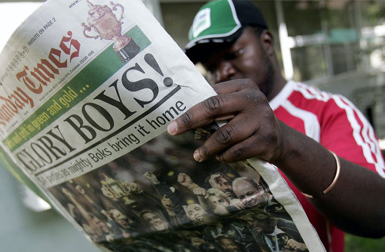 Journalism makes blunders but still feeds democracy: an insider's view
