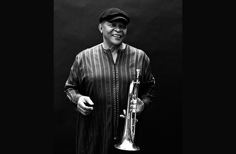People refuse to let go of the late trumpeter as they sing Hugh Masekela's Thuma Mina