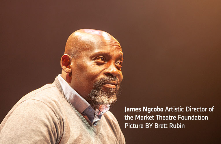 James Ngcobo driving the artistic vision of the Market Theatre to the future