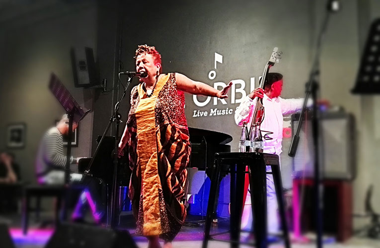Tribute to a feminist poet with a big heart, Myesha Jenkins