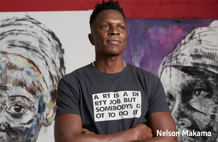 Nelson Makomo's Boy with Glasses tops auction sales