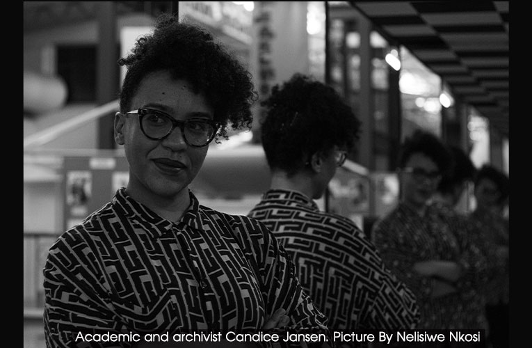 Candice Jansen believes in the power of photography  to make the past present