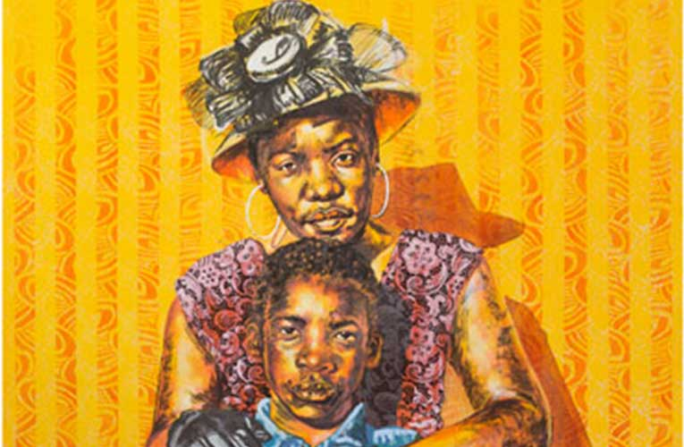 Bambo Sibiya exhibition Slow down tiger at Everard Reed Gallery is highly political