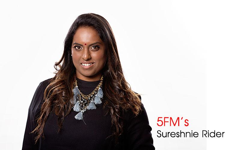 Q&A with DJ Sureshnie Rider of 5FM