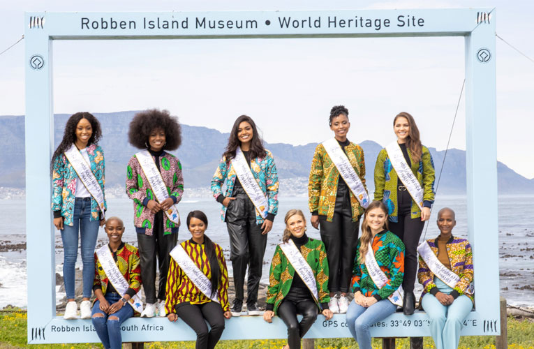 What the Miss SA Top 10 will be doing on Heritage Day