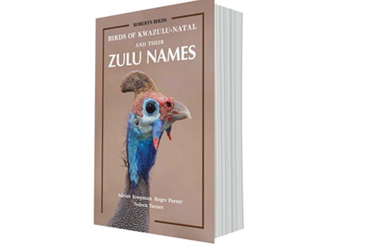 Birds named in their rightful Zulu names eventually