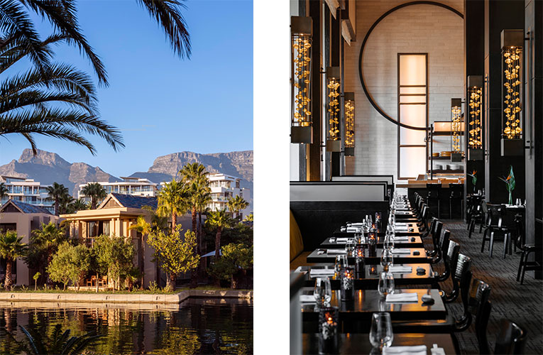 One&Only Cape Town welcomes guests back to an exclusive urban retreat