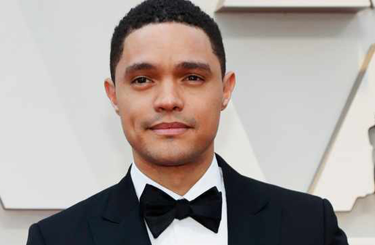 Trevor Noah wins Book of the Year at South African Book Awards