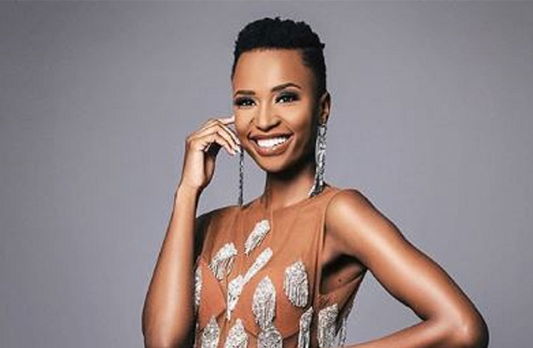 The great return of Miss Universe Zozibini Tunzi as judge of Miss South Africa