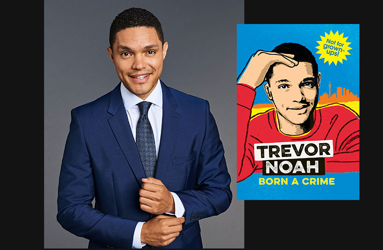 Trevor Noah, Refiloe Moahloli and Niki Daly win it for young readers at literary ceremony