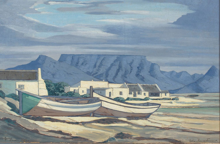 Pierneef  art bonanza for collectors at Strauss&Co.'s North/South auction