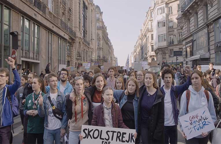 I am Greta film shines spotlight on climate change