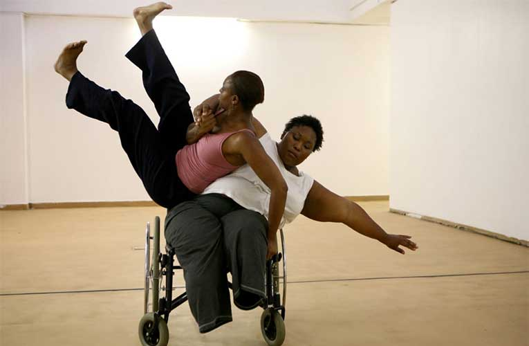 The Circle dance network is about the legacy of women of Africa: Choreographer Gladys Agulhas
