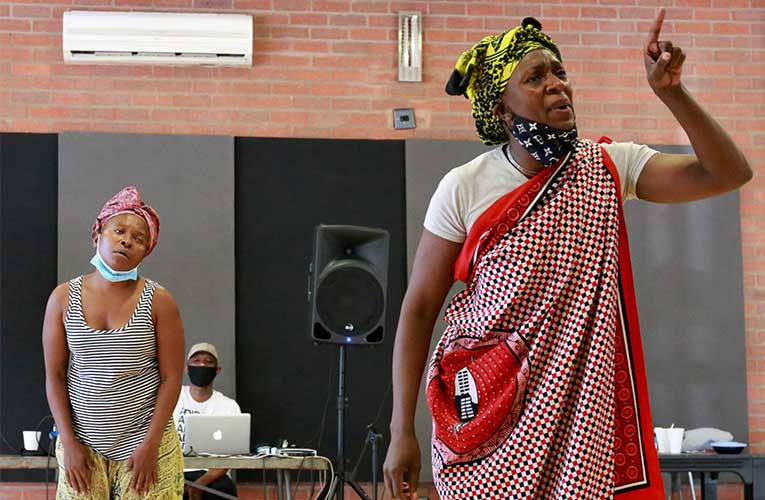 Play so South African that it connects easily with audiences