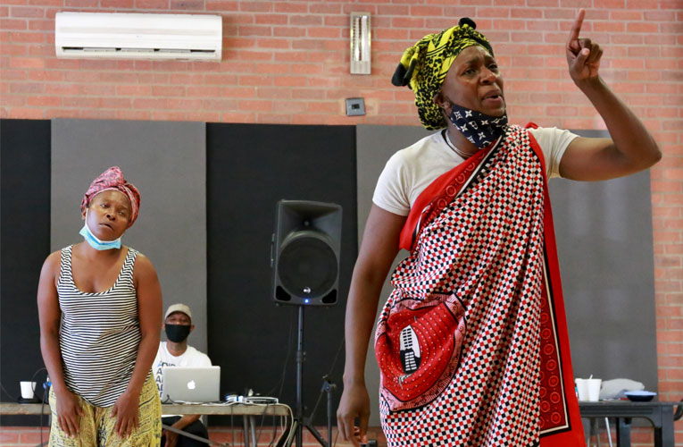 South African minority languages finally given space on theatre stages