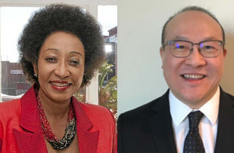 NAC suspends senior management, chief executive officer Rosemary Mangope and chief financial officer Clifton Changfoot