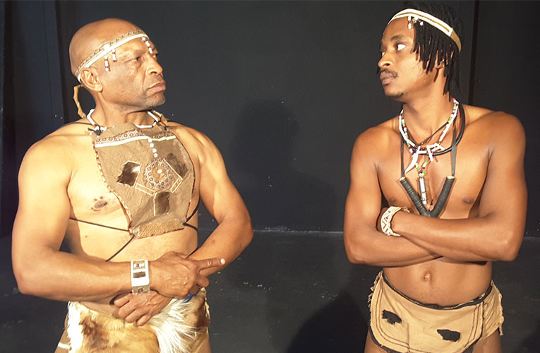 Marangrang is a musical play that tells of chaos in the land of BaTswana over succession