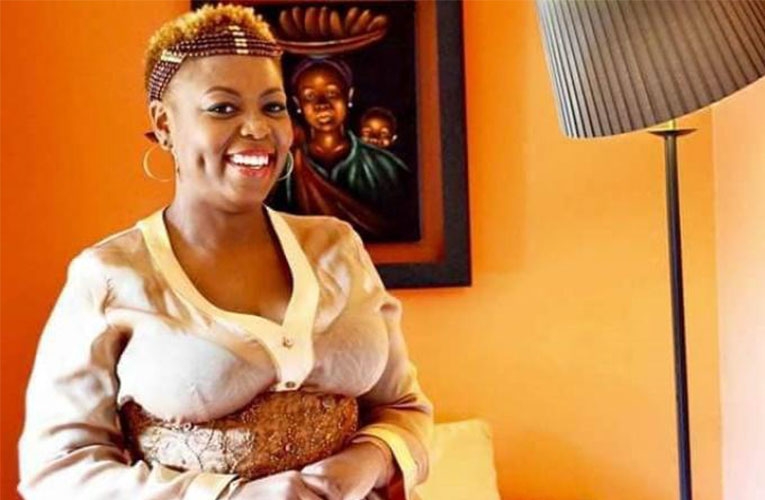 Arts activist Sibongile Mngoma honoured with a human rights award