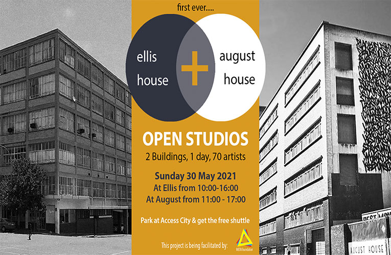 Feast of art for collectors at August House and Ellis House open studio sessions