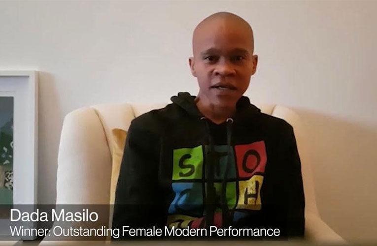 South African contemporary dancer Dada Masilo wins major UK award