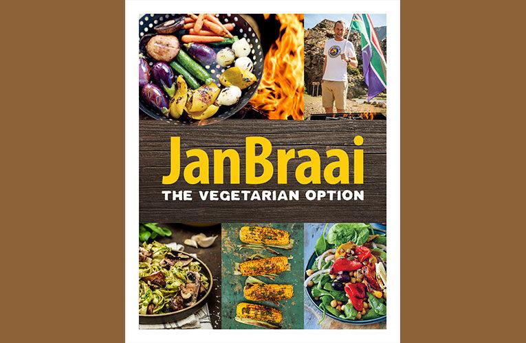Jan Braa, culinary artist behind promoting meat braaing in South Africa authors new book on vegetable braaing