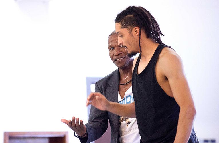 Award-winning Cape Town Choreographer Yaseen Manuel to create work for JOMBA!